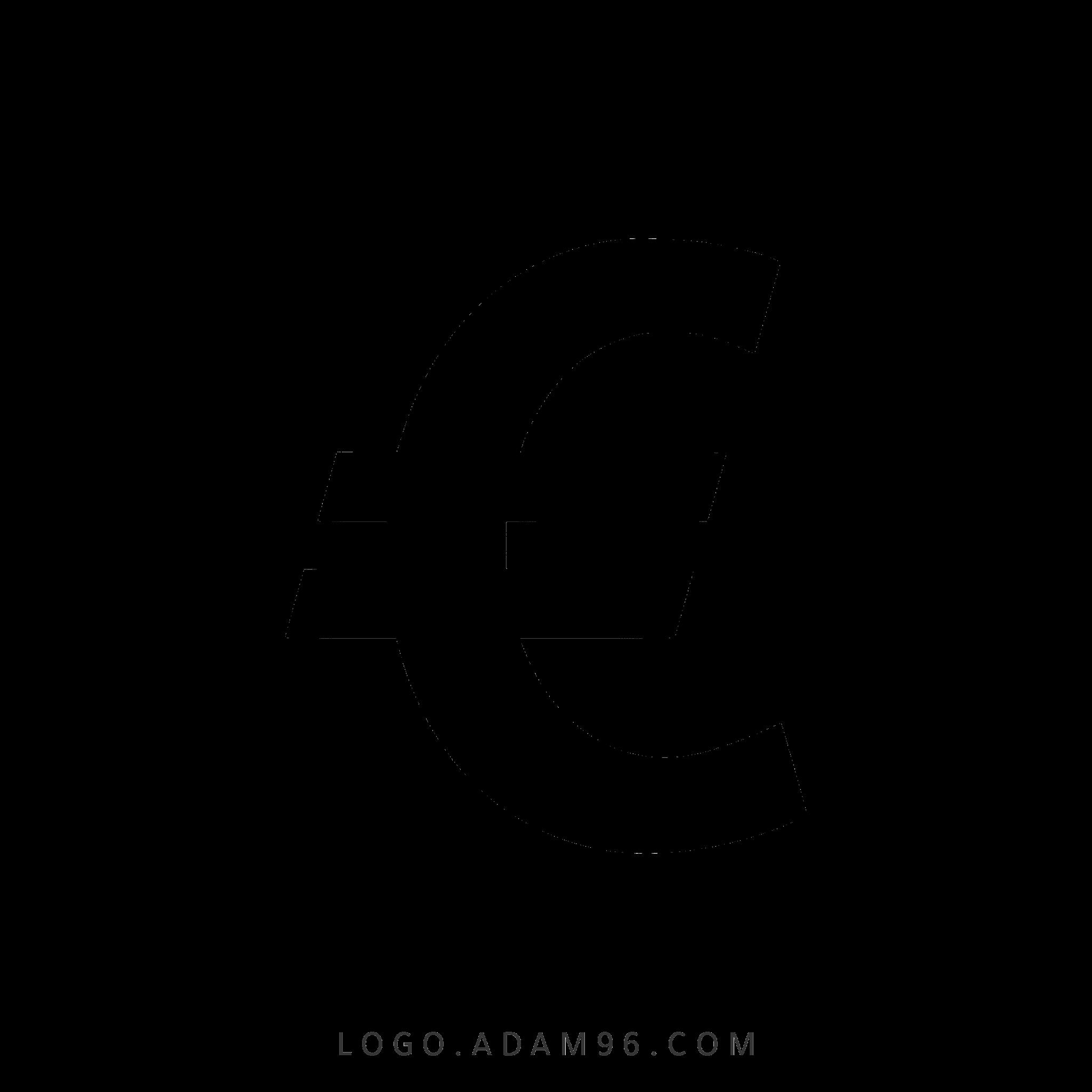 تحميل شعار عملة اليورو   Logo Euro PNG