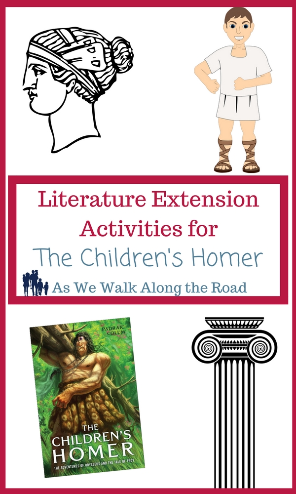 Literature activities for The Children's Homer