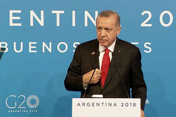 Erdogan volvió a negar el genocidio armenio
