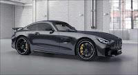 Dòng xe Mercedes AMG GT R 2021