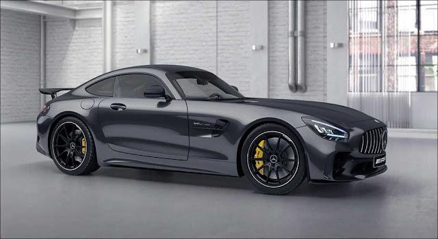 Đánh giá Mercedes Benz AMG GT R 2020