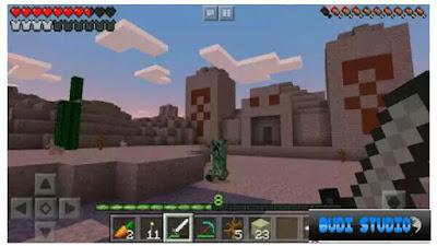 Minecraft: Pocket Edition v1.1.0.55 Mod  Apk