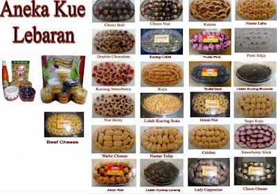 Foto Aneka Kue Kering Pilihan Enak