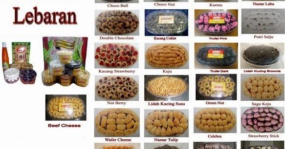 88 Resep Kue Kering Lebaran Aneka Rasa Paling Disukai 2021 Resep Masakan Indonesia