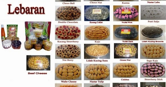 11 Resep Cara Membuat Kue Kering