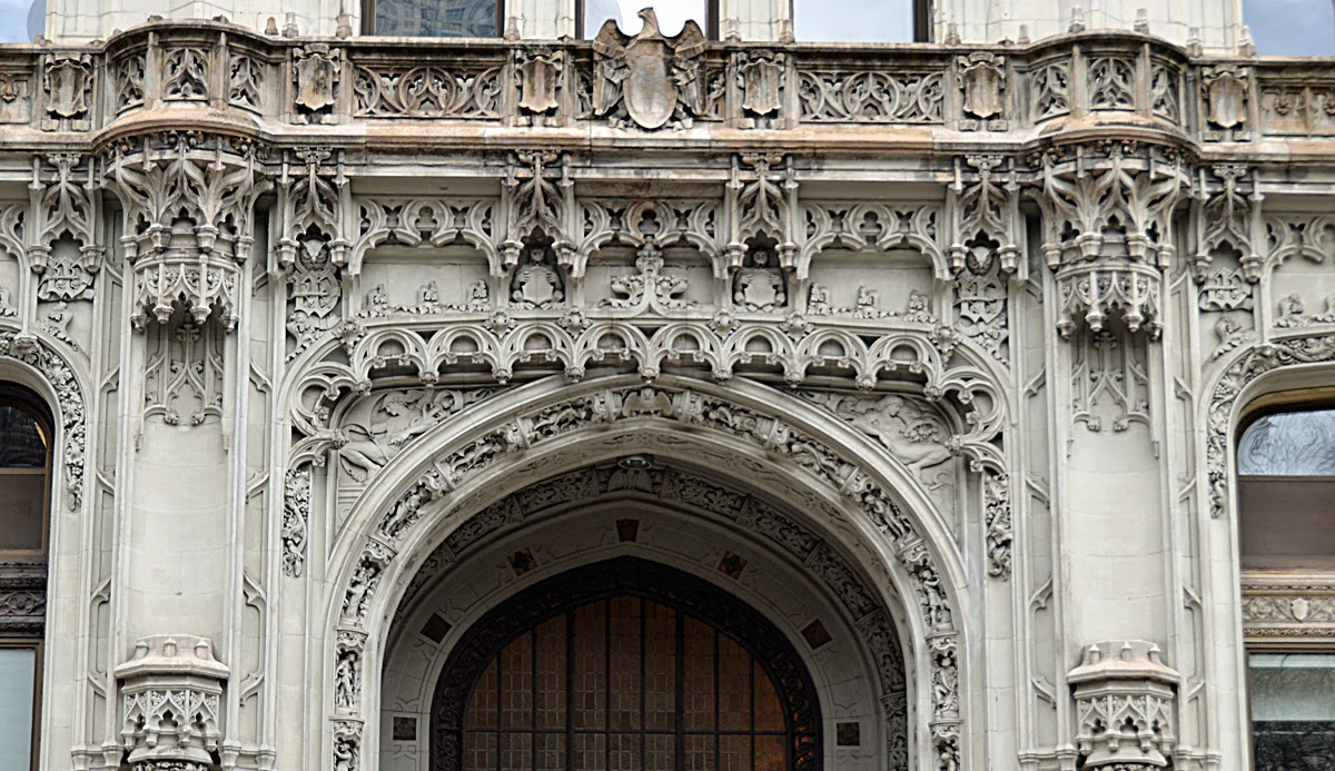 ARCHITECTURAL TILES, GLASS AND ORNAMENTATION IN NEW YORK ...