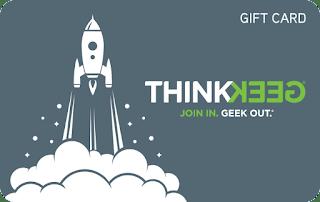 ThinkGeek eGift Card