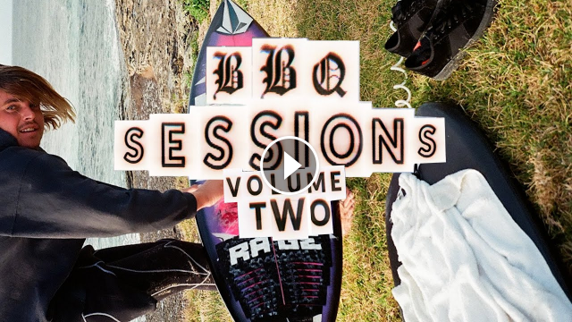 BBQ SESSIONS - Volume Two