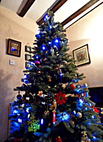 Ninja Turtle Christmas Tree.Chez Maximka Have Yourself A Half Shell Heroes Christmas