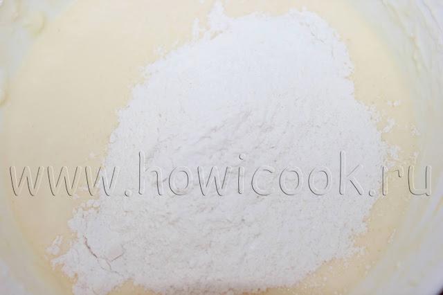 рецепт оладий из рикотты с малиной с пошаговыми фото