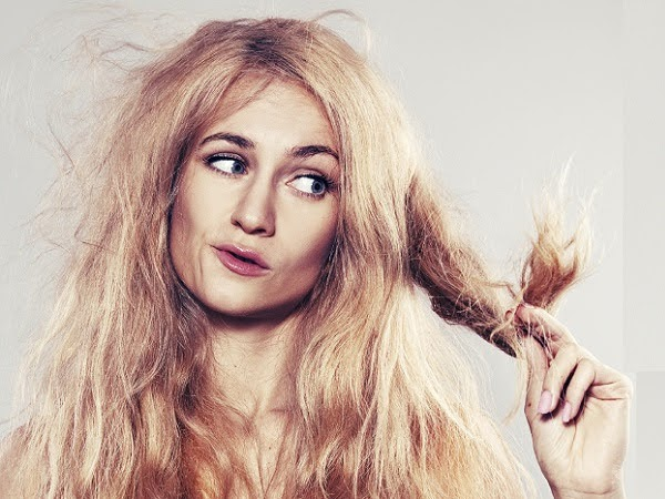 Mascarilla natural para el cabello seco
