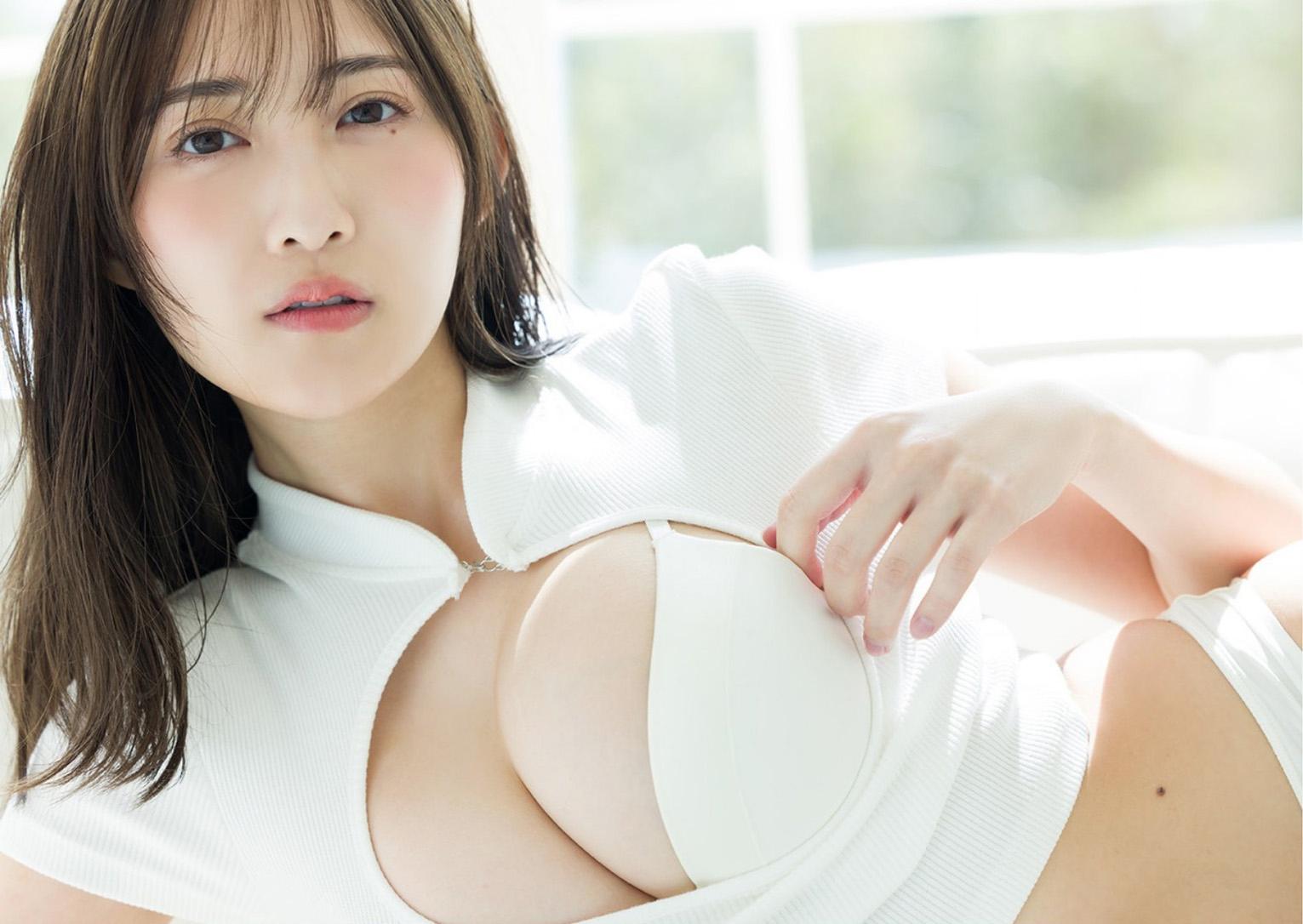 eyval.net : つじ りりさ, 辻りりさ, Ririsa Tsuji - Young Jump, 2021.06.03