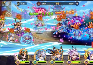 Tải game lậu mobile Việt hóa Tam Quốc Du Hí   Android & IOS   Free Full VIP - Full KNB - Full Tướng - Full Quà   Game Trung Quốc hay