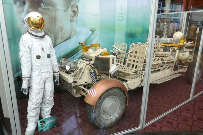 Ad Astra movie costume space vehicle