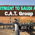 C.A.T. Group Company Hiring Now | Saudi Arabia - Oil and Gas Pipeline Projects