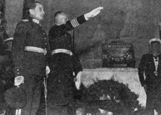 Ejército Alemán Panteón Nacional 1935