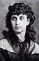 Hedwig Dohme , around 1870