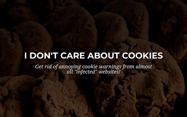 Hide Cookies
