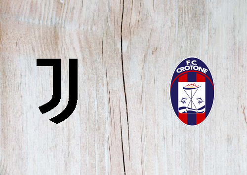 Juventus vs Crotone -Highlights 22 February 2021