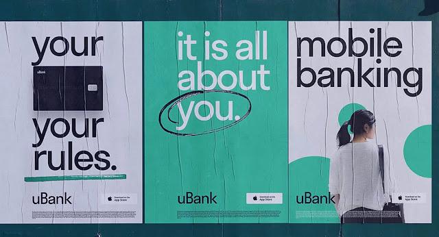 Advertising-poster