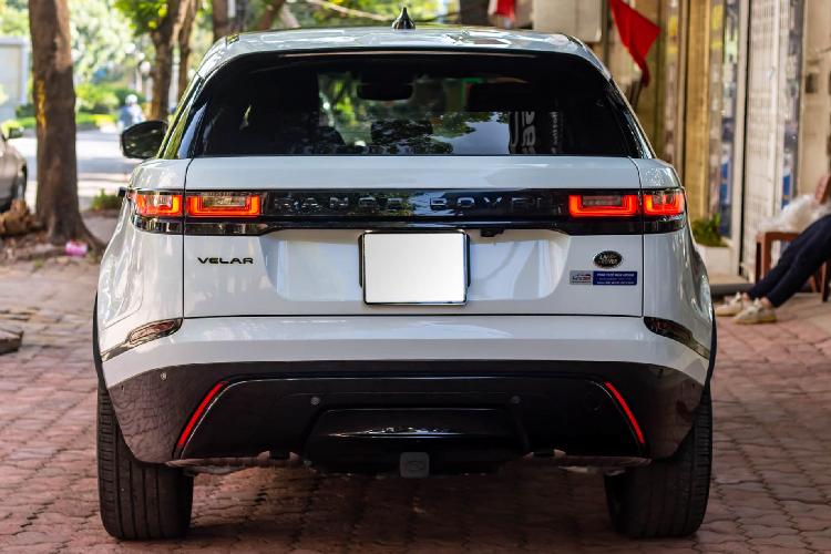 'Soi' Range Rover Velar 2017 chỉ 4,2 tỷ đồng tại Hà Nội