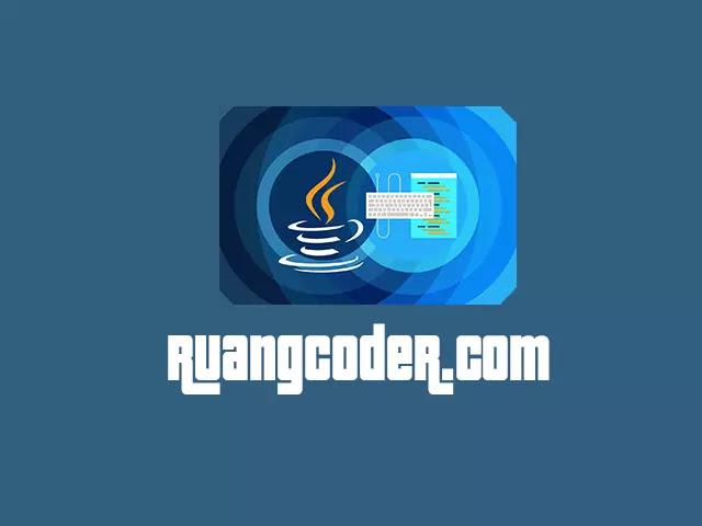 Contoh Program Looping / Perulangan pada Java