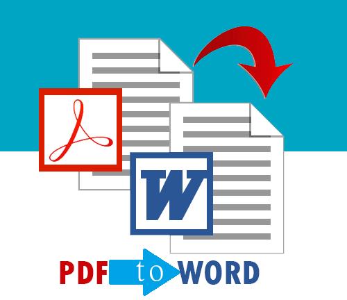 تحويل ملف pdf الى word والتعديل عليها بسهوله