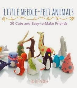 My needle felting book