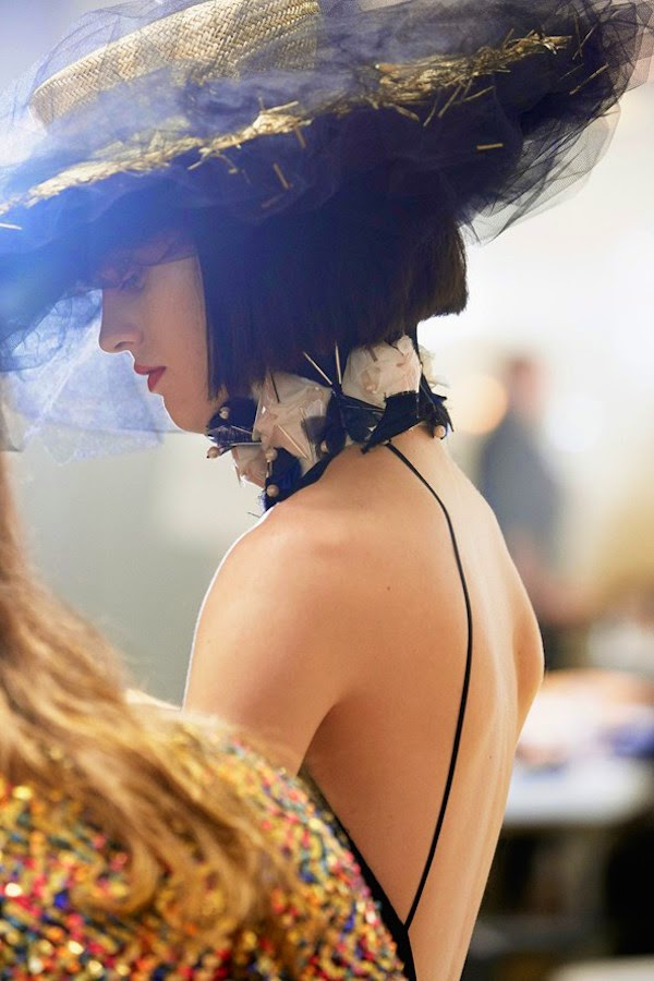 The Tale of Chanel Couture spring summer 2015 by Cool Chic Style Fashion