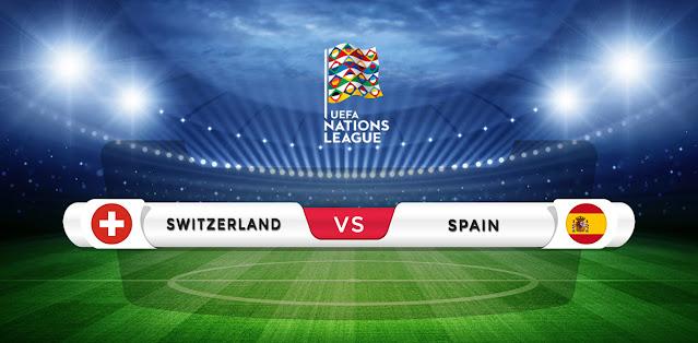 Switzerland vs Spain Prediction & Match Preview