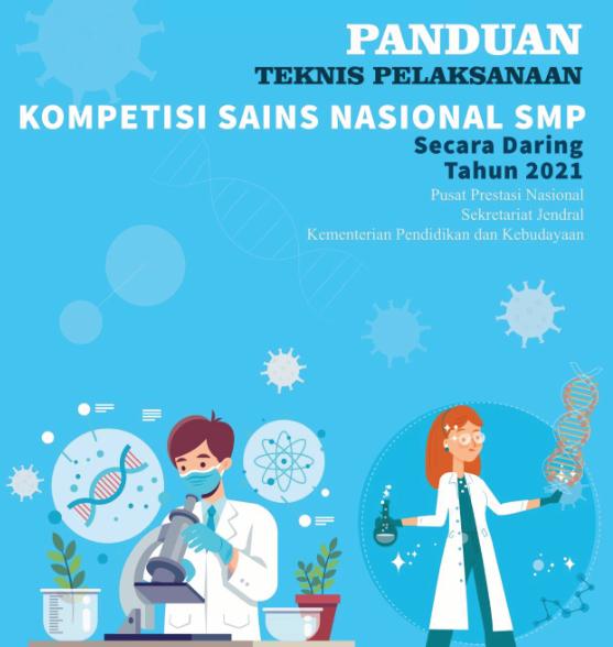 Juknis KSN SMP Tahun 2021