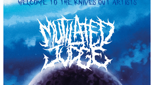 New signing : MUTILATED JUDGE