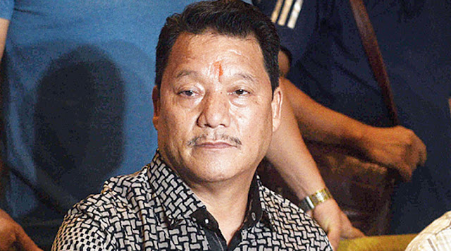 Bimal Gurung: BJP interested only in photo sessions, not in delivering promises