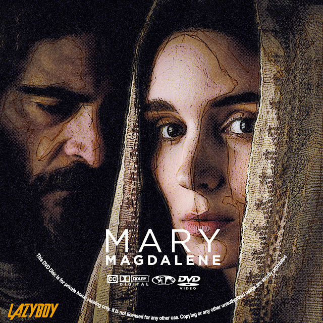 Mary Magdalene DVD Label