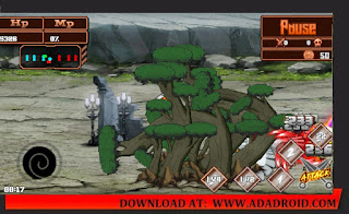 Gameplay Naruto Senki Mod Shinobi Collection