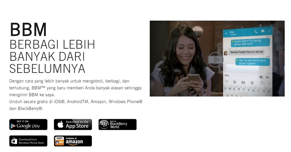 Cara Mudah Nonton TV di Android dengan Aplikasi BBM