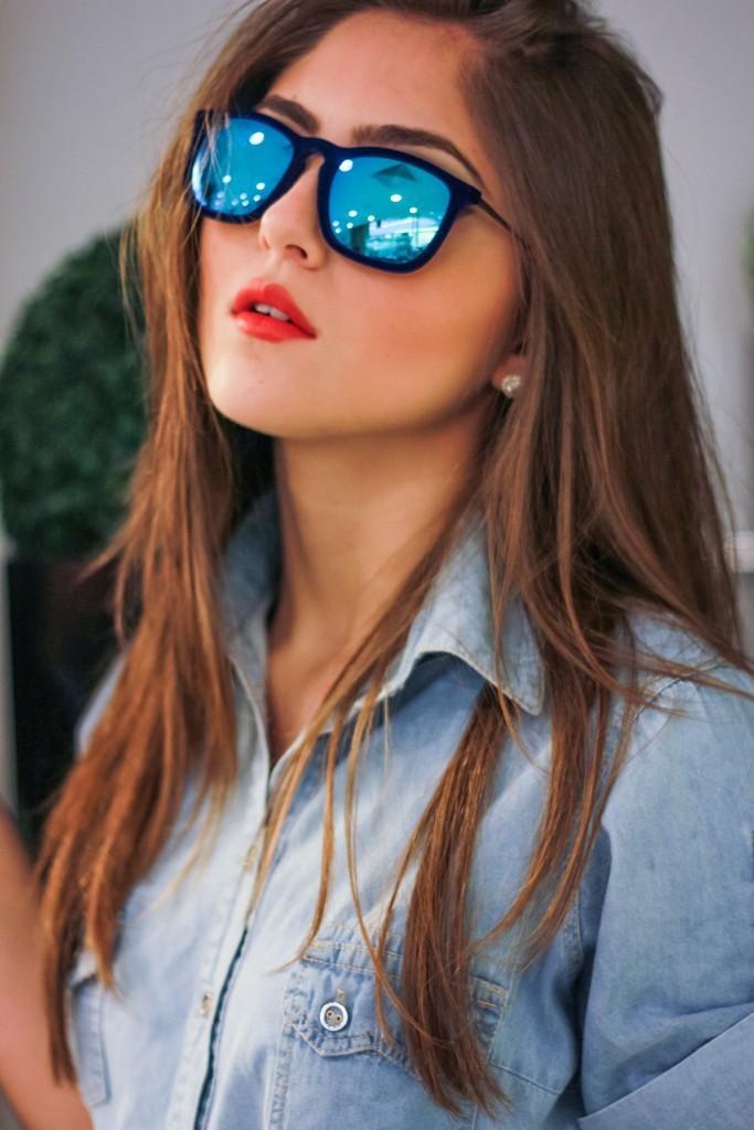 oculos ray ban chris veludo preto « Neo Gifts eaf5801023
