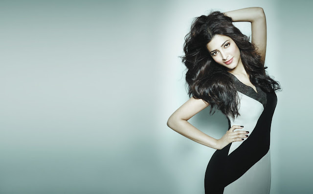 Beautiful Shruti Hassan Latest HD wallpapers 2017
