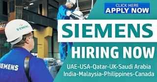 Siemens Contract, Dubai Recruitment Mechanical Technicians, Electrical Technicians & Helpers For Dubai Airport Project