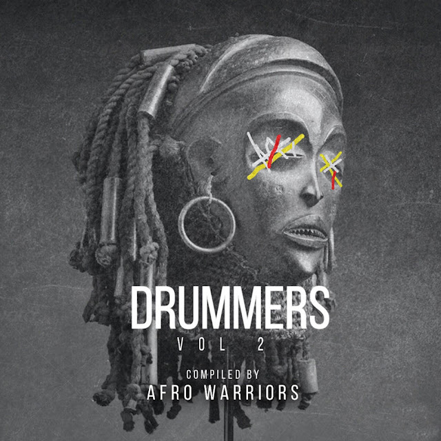 Afro Warriors & Cuebur - Darkness into Light