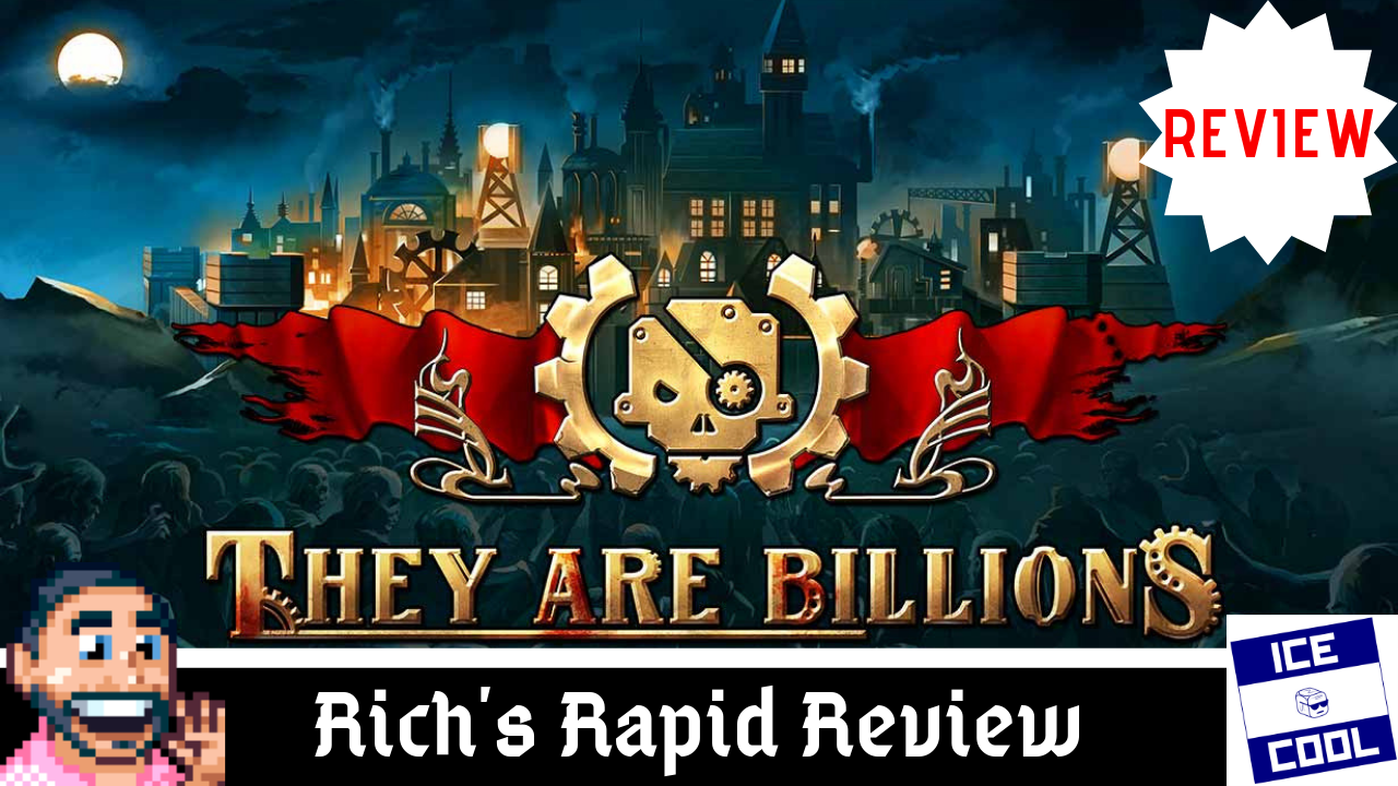 💀🏰They Are Billions - REVIEW - PS4