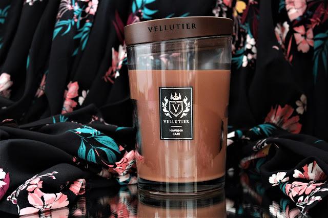 vellutier havana cafe avis, vellutier havana cafe review, havana cafe, bougie parfumée, bougie vellutier, vellutier candles, vellutier candle review, candle review, scented candle, avis vellutier