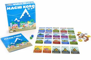 Ciudad Machi Koro quinta edición