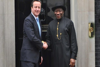'' You are a liar'' Goodluck Jonathan reacts to David Cameron's claim he refused UK govt's help to rescue Chibok girls