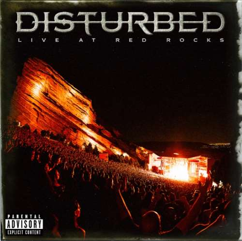 DISTURBED: Νέο live album τον Νοέμβριο