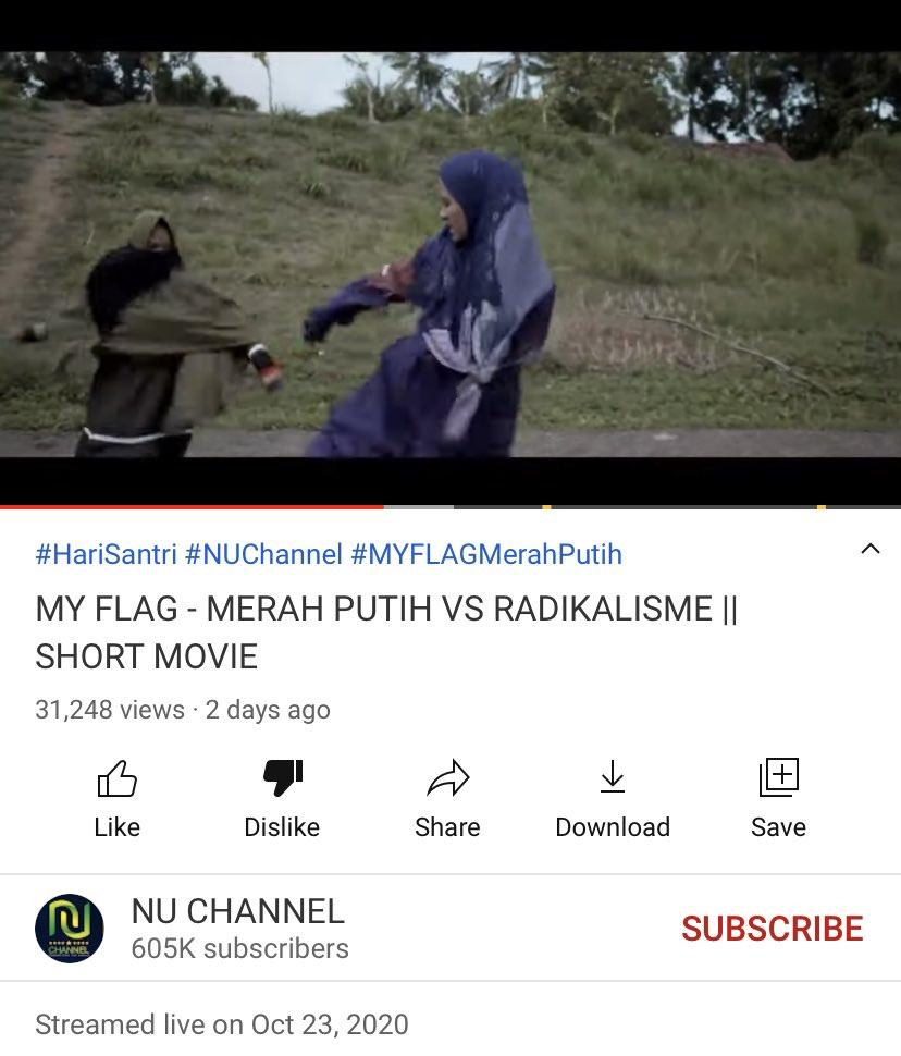 NU Channel Bikin Film Buka Paksa Cadar, Tuai Kecaman!