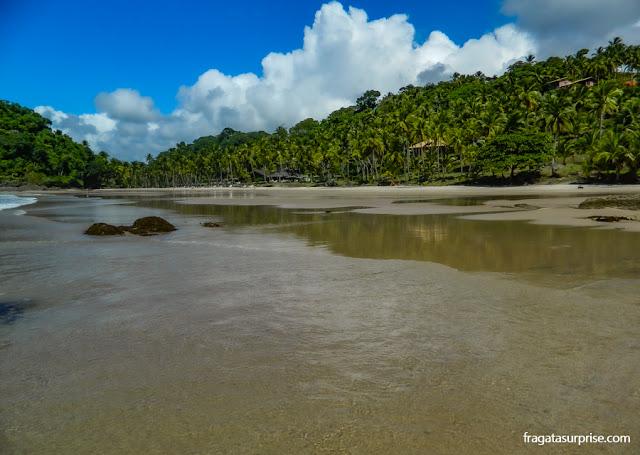 Praia de São José, Itacaré, Bahia