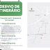 Prefeitura altera itinerário das linhas de ônibus que atendem a zona Norte