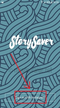 Aplikasi Story Saver for Instagram
