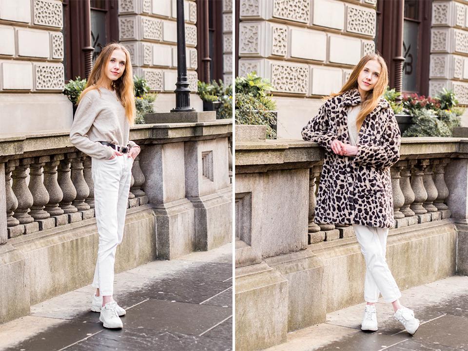 Leopard coat outfit inspiration, autumn 2019 - Leoparditakki-inspiraatio, syksy 2019